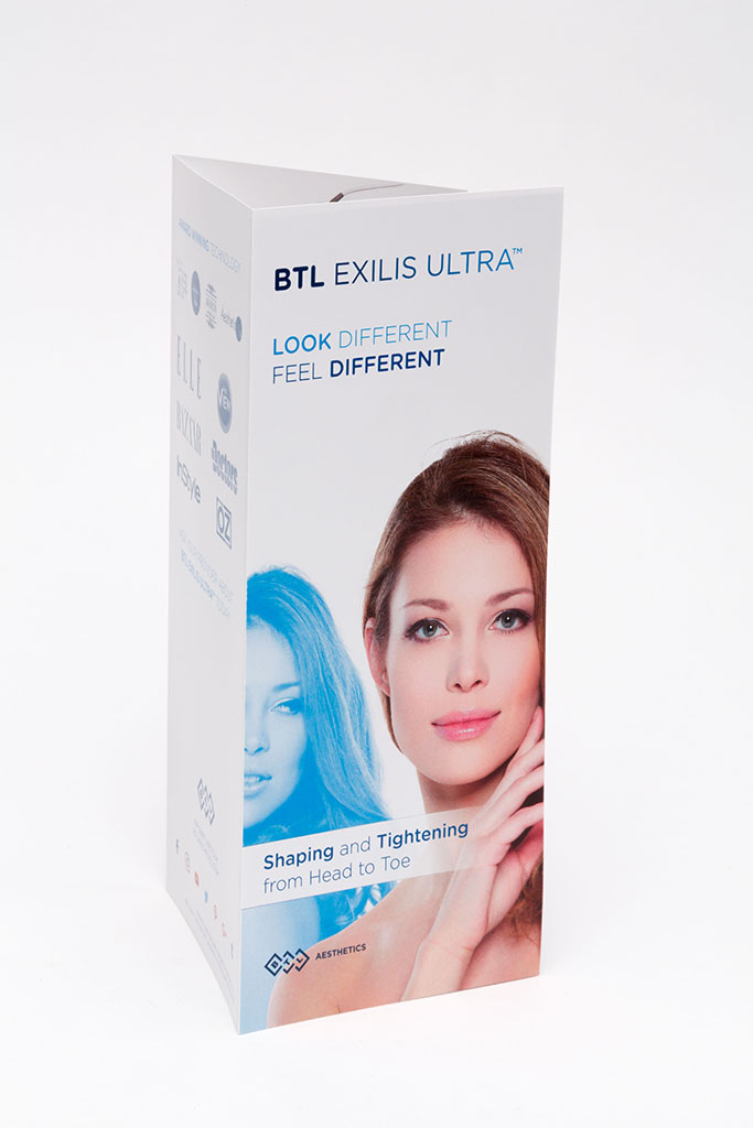 Exilis Ultra Patient Brochure - Female (100 Pieces)